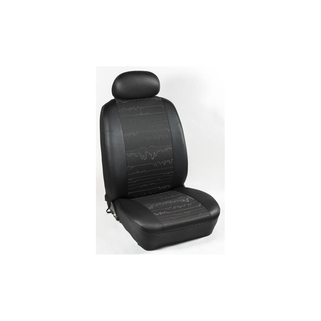 Πλήρες Σετ Καλύμματα Καθισμάτων Αυτοκινήτου από Ύφασμα Σειρά G' Κωδικός 432-L4