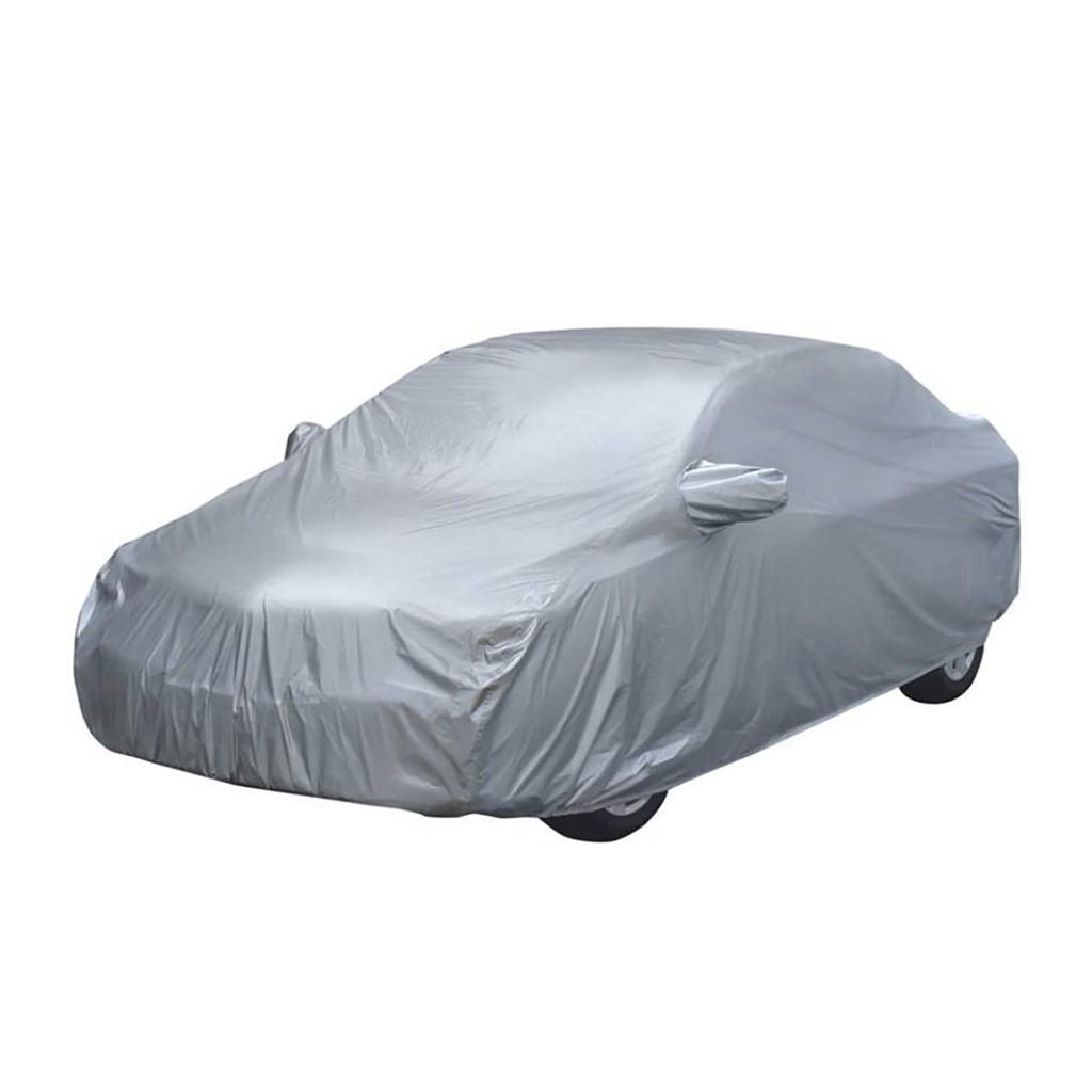 Κουκούλα Αυτοκινήτου Θερμοκολλημένη Αδιάβροχη Διαστάσεις 4,45 x 1,70 x 1,50 No.4