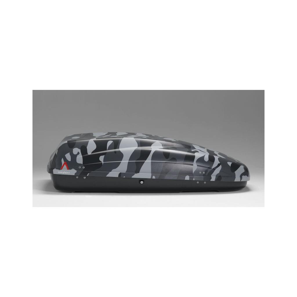 Μπαγκαζιέρα Οροφής Αυτοκινήτου G3 Helios 400 CAMOU - 330 lt (Limited Edition) Κωδικός 22.294CAMOU
