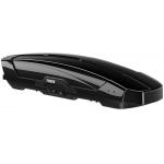 Μπαγκαζιέρα Οροφής Αυτοκινήτου Thule Motion XT Sport 600 - 300 lt  Χρώμα Μαύρο Μεταλλικό