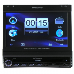 Συσκευή Multimedia PHONOCAR VM 044 - 1DIN