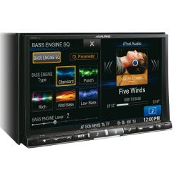 Συσκευή Multimedia 2 DIN / Alpine X800D-U (Deck)