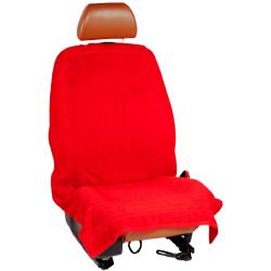 Πλατοκάθισμα Αυτοκινήτου Ριχτάρι Παραγωγής μας Χρώματος Κόκκινο Τεμάχιο 'Ενα