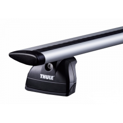 Μπάρες Οροφής Thule 753A Set (Kit 4001 / 961) - (Flush Railing)