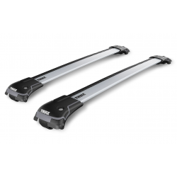 Μπάρες Αυτοκινήτου Thule Wing Bar Edge 757 SET  9581 S - (Roof Railling)