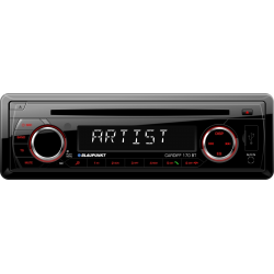 Ράδιο CD/MP3/USB/BT Blaupunkt Cardiff 170BT