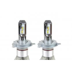 Φώτα Led Headlight H4 50W 6000K (CanBus)