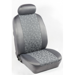 Πλήρες Σετ Καλύμματα Καθισμάτων Αυτοκινήτου από Ύφασμα Σειρά G' Κωδικός 417-L5