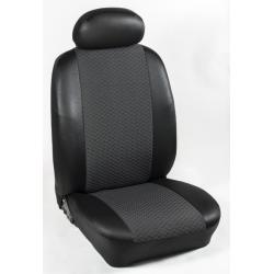 Πλήρες Σετ Καλύμματα Καθισμάτων Αυτοκινήτου από Ύφασμα Σειρά G' Κωδικός 424-L4