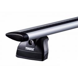 Μπάρες Οροφής Thule 753A Set (Kit 4077 / 961) - (Flush Railing)