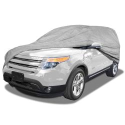 Κουκούλα Θερμοκολλημένη Αδιάβροχη για SUV/JEEP/4x4 Διαστάσεις 4,30 x 1,95 x 1,85 Small