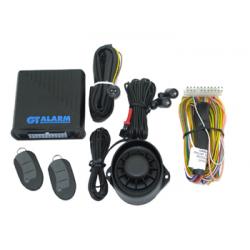 Συναγερμός Αυτοκινήτου Αναλογικός με Τηλεχειριστήρια GT Alarm 912