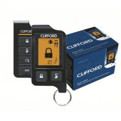 Συναγερμός Αυτοκινήτου με Εκκίνηση Κινητήρα Clifford 5706X Responder LC3