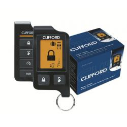 Συναγερμός Αυτοκινήτου με Τηλεειδοποίηση Clifford 3706X Responder LC