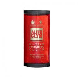 Autoglym Hitech Cloth - Πανί Μικροϊνών Κόκκινο Ειδικό Για Φινίρισμα Βαφής