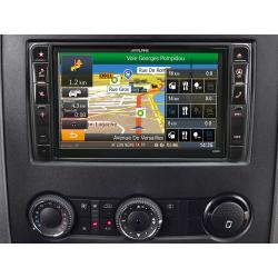 Ειδική Οθόνη OEM Αυτοκινήτου Alpine X800D-S9062 2 DIN για Mercedes Sprinter 906 mod.2006>