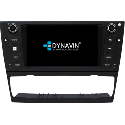Ειδική Οθόνη OEM Αυτοκινήτου DYNAVIN N7-E9X GPS 2DIN για BMW series3  E90/91/92/93 Κλίμα Αυτόματο