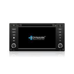 Ειδική Οθόνη OEM Αυτοκινήτου DYNAVIN N7-VWTG GPS 2DIN για VW Touareg (7L) 01/2003>2009 - T5 mod. 2012