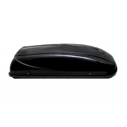 Μπαγκαζιέρα Οροφής Αυτοκινήτου Hermes 450 lt Altage 2B Χρώμα Μαύρο Μάτ