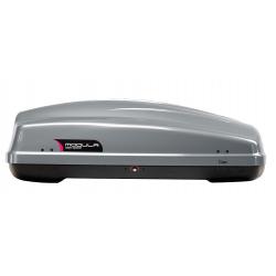 Μπαγκαζιέρα Οροφής Αυτοκινήτου Modula Ciao 340 lt Χρώμα Γκρί