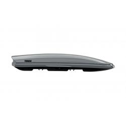 Μπαγκαζιέρα Οροφής Αυτοκινήτου Thule Dynamic M 800 - 320 lt Χρώμα Τιτάν Μεταλλικό