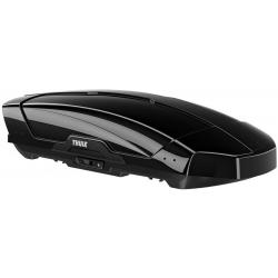 Μπαγκαζιέρα Οροφής Αυτοκινήτου Thule Motion XT M 200 - 400 lt  Χρώμα Μαύρο Μεταλλικό