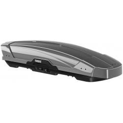 Μπαγκαζιέρα Οροφής Αυτοκινήτου Thule Motion XT Sport 600 - 300 lt  Χρώμα Ασημί Μεταλλικό
