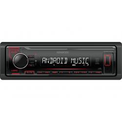Ράδιο MP3/USB Kenwood KMM-104RY