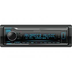 Ράδιο MP3/USB Kenwood KMM-124