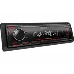 Ράδιο USB/MP3 Kenwood KMM-204