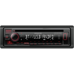 Ράδιο CD/MP3/USB/BT Kenwood KDC-BT430U