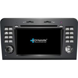 Ειδική Οθόνη OEM Αυτοκινήτου DYNAVIN N7-MBML GPS 2DIN για Mercedes ML Class (W164) mod. 2005 - 2011