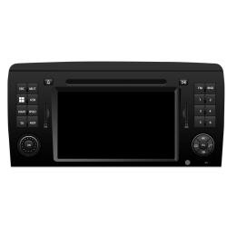 Ειδική Οθόνη OEM Αυτοκινήτου DYNAVIN N7-MBR GPS 2DIN για Mercedes R Class (W251) mod.  2007 - 2015