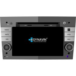 Ειδική Οθόνη OEM Αυτοκινήτου DYNAVIN N7-OP GPS 2DIN για Opel Antara - Zafira B - Astra H - Corsa D mod. 2004 >