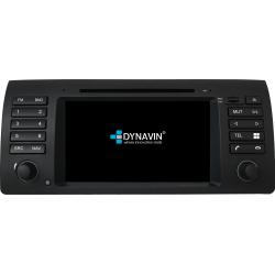 Ειδική Οθόνη OEM Αυτοκινήτου Dynavin N7-E53 GPS 2DIN για BMW X5 mod. 1999 - 2006