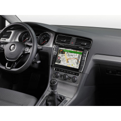 Ειδική Οθόνη OEM Αυτοκινήτου  Alpine Style X901D-G7 για VW  GOLF 7 2012>