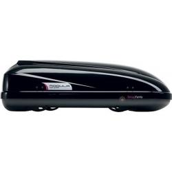 Μπαγκαζιέρα Οροφής Αυτοκινήτου Modula Beluga Family 420 lt Χρώμα Μαύρο