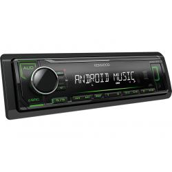 Ράδιο Usb/Mp3 Αυτοκινήτου Kenwood KMM-104GY Χωρίς Μηχανισμό CD