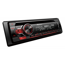 Ράδιο CD/MP3/USB/BT Pioneer DEH-S410BT