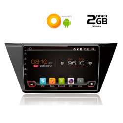 Ειδική OEM Οθόνη Αυτοκινήτου Digital iQ Model: IQ-AN8522 GPS (10.1 Inches Tablet) (Deck)