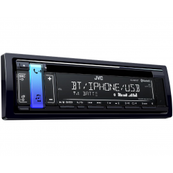Ράδιο CD/MP3/USB/BT JVC KD-R891BT
