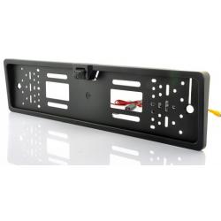 Πλαίσιο Πινακίδας Αυτοκινήτου με Κάμερα (0,3Lux -170o - IP 67)