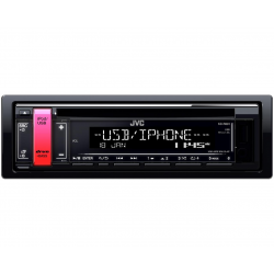 Ράδιο CD/MP3/USB JVC KD-R691