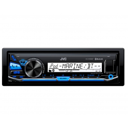 Ράδιο MP3/USB/BT Jvc KD-X33MBT