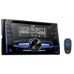Ράδιο MP3/USB/BT Jvc KW-R520 2DIN