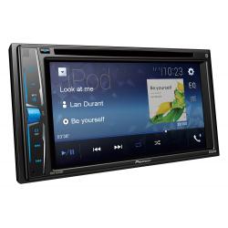 Συσκευή Multimedia 2 DIN Pioneer Model AVH-A210BT (DVD)