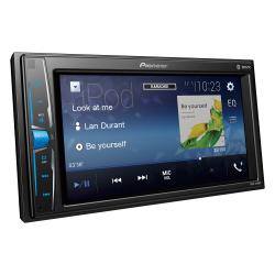 Συσκευή Multimedia 2 DIN Pioneer Model MVH-A210BT (Deck)