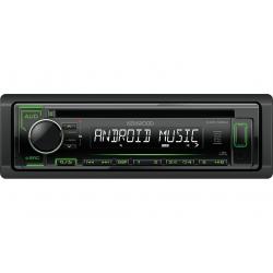 Ράδιο CD/MP3/USB Kenwood KDC-120UG