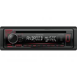 Ράδιο CD/MP3/USB Kenwood  KDC-120UR