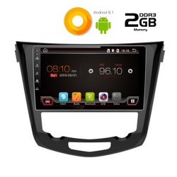 Ειδική OEM Οθόνη Αυτοκινήτου Digital iQ Model: IQ-AN8472 GPS (10.1 Inches Tablet) (Deck)